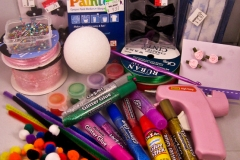Supplies you need for successful crafting projects