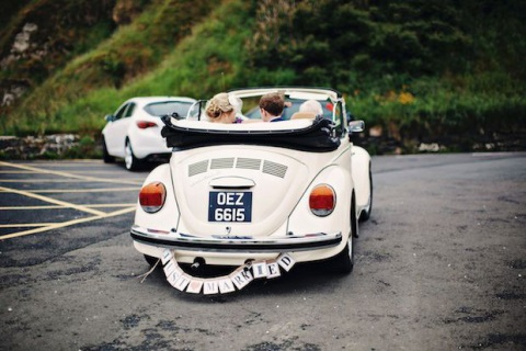 Amazing wedding transportation ideas