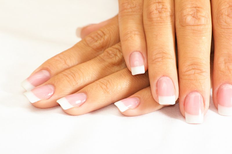 Common types of nail extensions