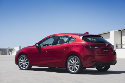 Details that will make you buy the new 2017 Mazda 3
