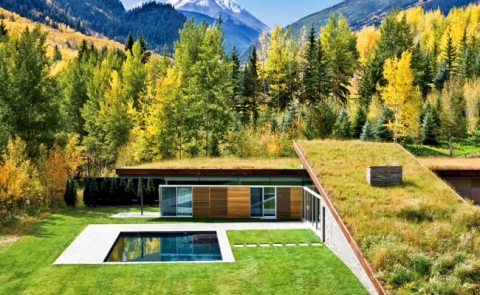 Embracing the green trend - build an eco-friendly house from scratch