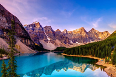 The Canadian Rockies and Glacier Park Guided Tour