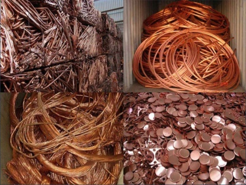 Places around the house where you can find scrap copper