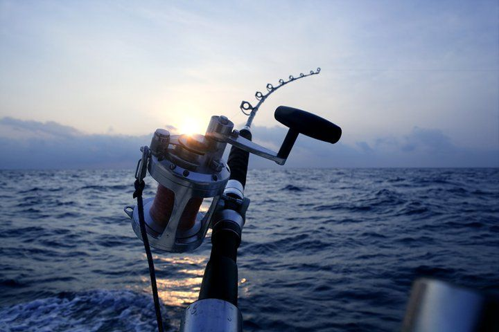 Say yes to something new this summer deep sea fishing for What is deep sea fishing