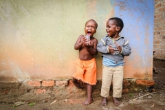 Ways charity organizations help local children in poverty