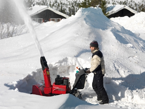 3 Things that You didn't Know About Snow Blowers Picture