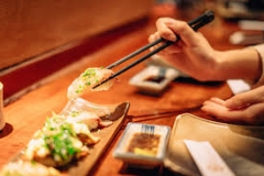 Eating at a Japanese restaurant etiquette, according to Nick Haque