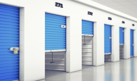 Have you rented a storage unit