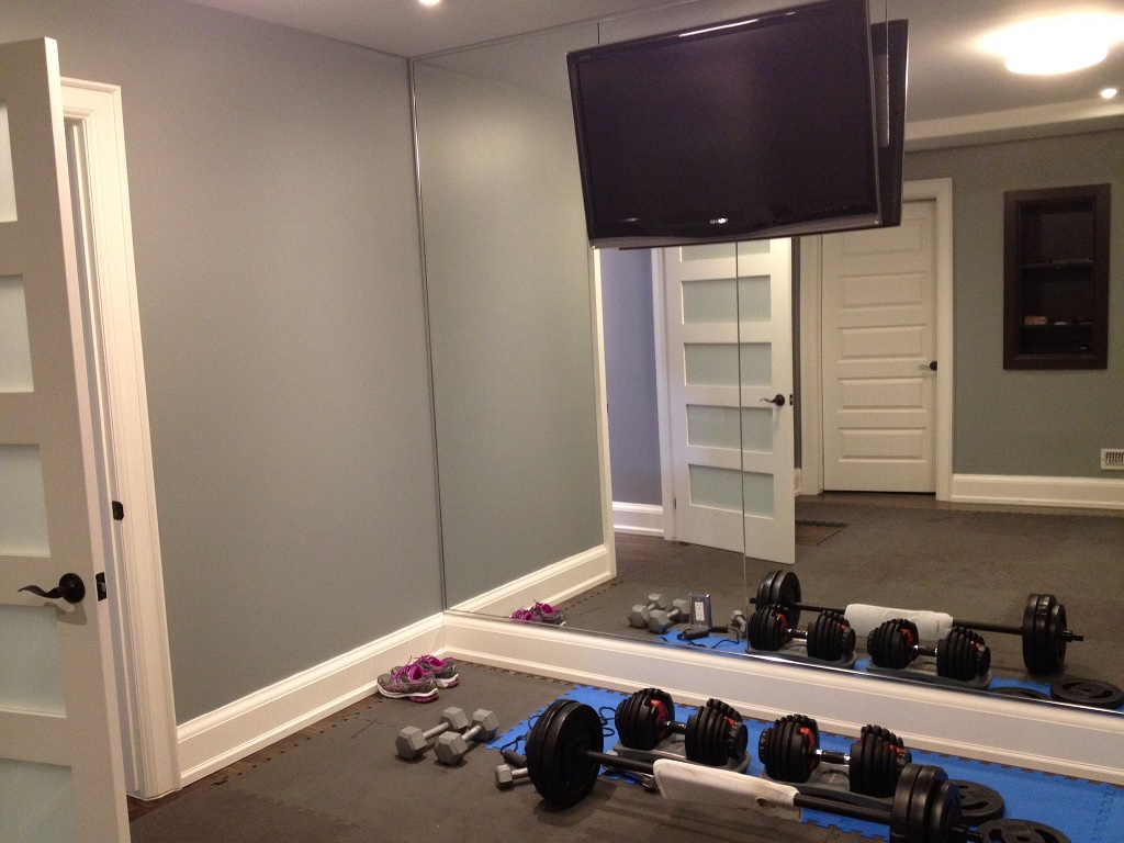 How to bring the gym at home with minimum expenses