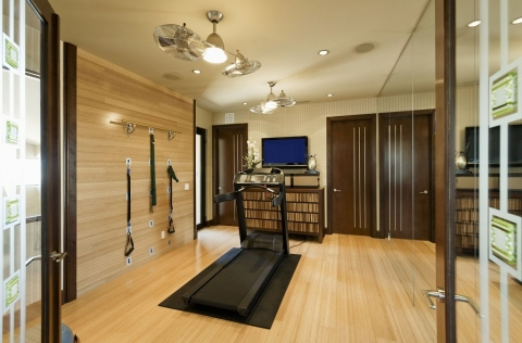 How to Bring the Gym at Home with Minimum Expenses Picture