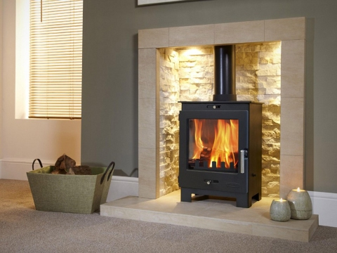 Is a log burner a suitable addition for your household