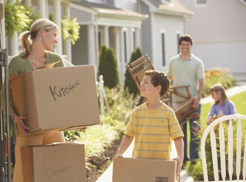 Moving your family overseas