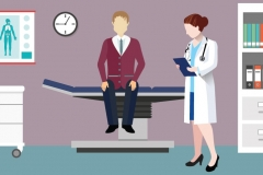 Preventive health screening for young adults