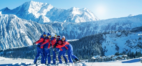 Why choose Courchevel for your next ski trip